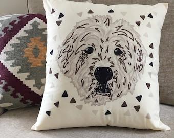 Custom Pet prints & cushions