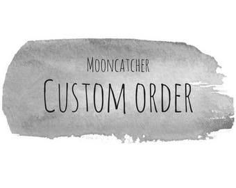 Custom Order for Dani