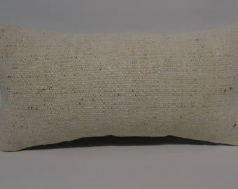 12x24 lumbar kilim pillow sofa pillow throw pillow 12x24 home decor bohemian kilim pillow cushion cover boho decor bed pillow  SP3060-1554