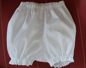 Cotton T 18 months bloomers