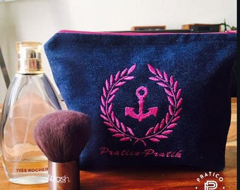 Ready / makeup case / cosmetic pouch / makeup case / cosmetic bag / travel case