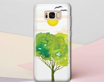 Nature Beautiful Phone Case Samsung S6 Case S7 Case Galaxy S8 Case Note 8 Case Samsung S8 Case Samsung Galaxy S6 Case Galaxy S5 Case CG6024