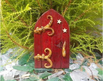 Red Riding Hood fairy door