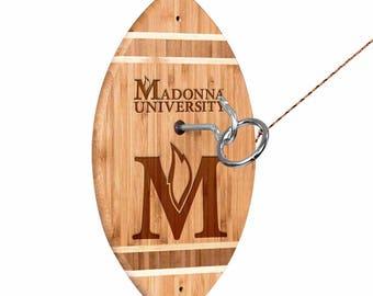 Madonna University Crusaders Tiki Toss
