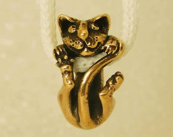 Pendant Hanging Cat