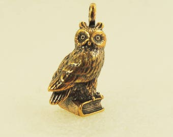 Pendant Оwl On A Book