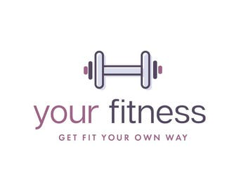 Your Fitness | Pre-Made Logo