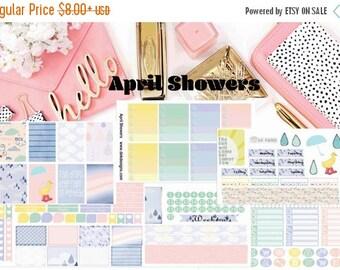 40% Off Sale April Showers