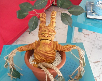 Mandrake was inspired by Herry Potter-collectible fantasy