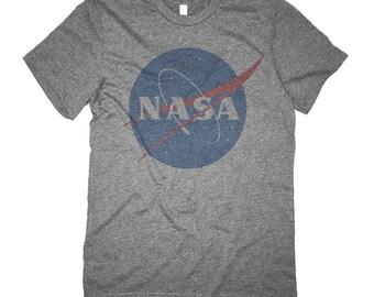 Nasa Shirt - Retro Nasa T shirt