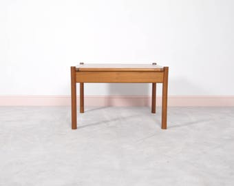 Danish Solid Teak Coffee Table