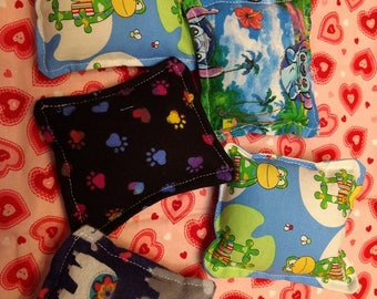 Micro Pillows in the 5 pack (Random Patterns)