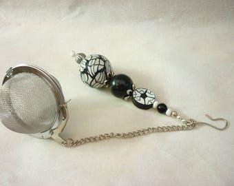 Tea infuseur, tea ball, handmade