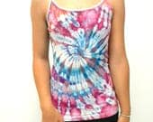 SALE! Size Small ice-dyed...