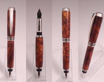The Koa Fountain Pen