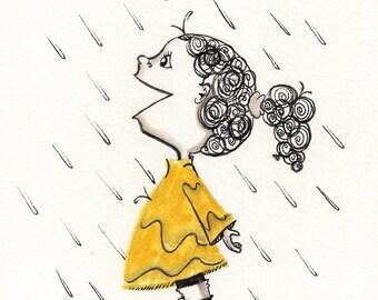 My Raincoat and I