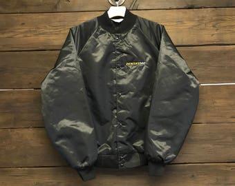 Vintage 90s Penske Bomber Jacket