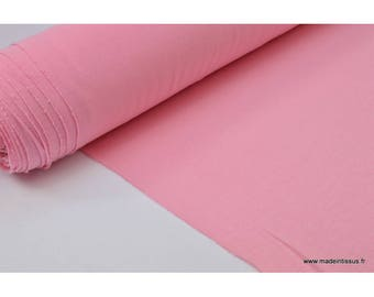 Ultra soft Jersey viscose bamboo color fabric Rose