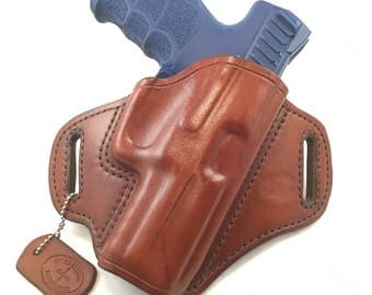 H&K VP-9 - Handcrafted Leather Pistol Holster