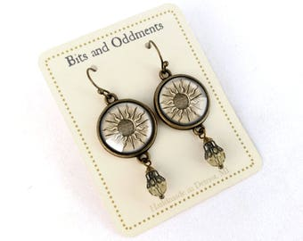 Ancient Sun Earrings