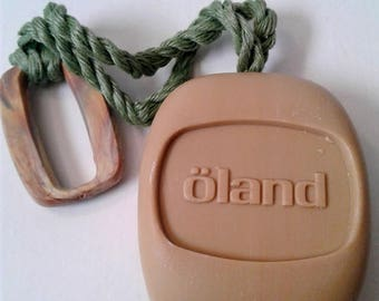 Vintage Avon Soap, Oland Shower Soap, Soap on a Rope, Vintage Soap on a Rope, Oland Soap, Avon Shower Soap, Mens Soap, Retro Soap, Soap