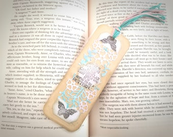 Butterfly Bookmark (Limited Supply)