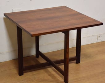 Lovely Danish Rosewood Durup End Table