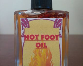 Hot Foot Oil