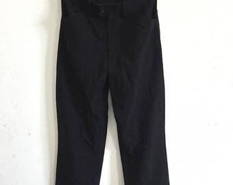 Sales Vintage WXYZ Workshop by YOHJI YAMAMOTO Casual Pants Unisex Size 26 Made in Japan Top Japanese Designer Yohji Yamamoto Pour Homme Isse