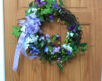 18 inch grapevine wreaths