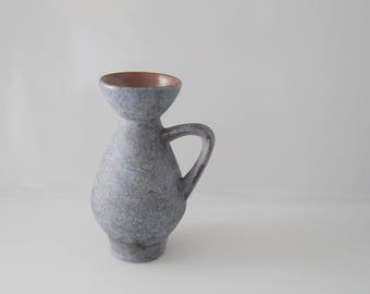 "Cute little vase by Ceramano, no. 211, marked""Capri"" in bluish grey"