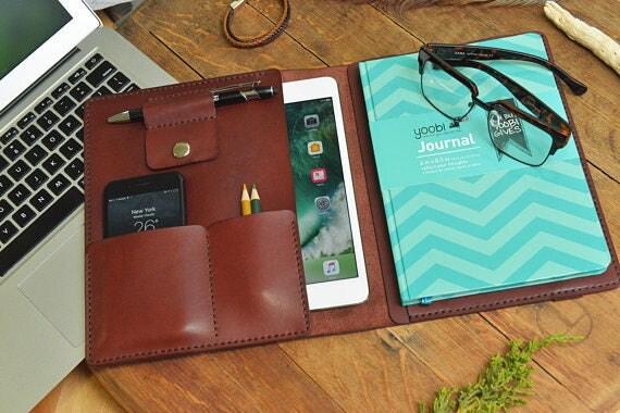 ipad mini padfolio executive notebook organizer ipad
