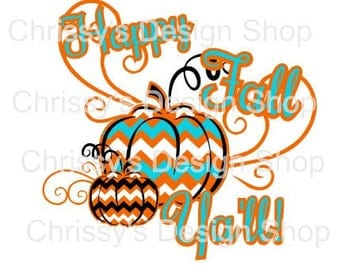 Pumpkin svg file / fall svg / halloween svg / pumpkin clipart / happy halloween dxv / fancy pumpkin svg / colorful pumpkins clip art