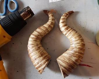 Cosplay horns
