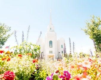 Brigham City Temple 2