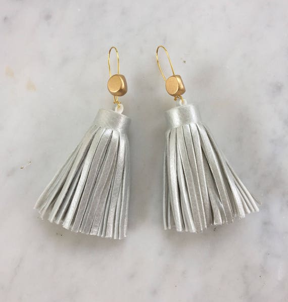 Earbobs - Leather