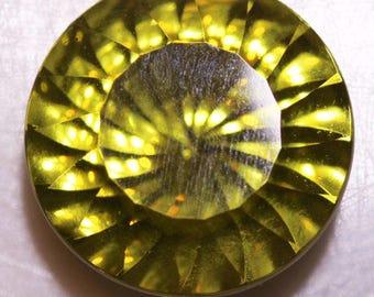 Citrine 8.03cts Round Cut R1237 Gemstone Jewelry Making Semi Precious Gemstone