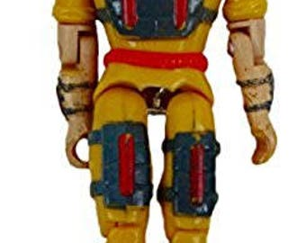 The Corps! Night Laser 3 3/4 Inch Action Figure 1990 Lanard Toys