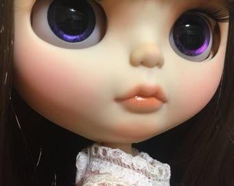 Ivory, OOAK Custom Blythe Doll