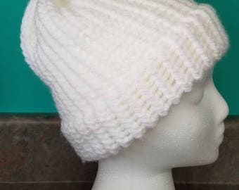 Knitted hat, winter hat
