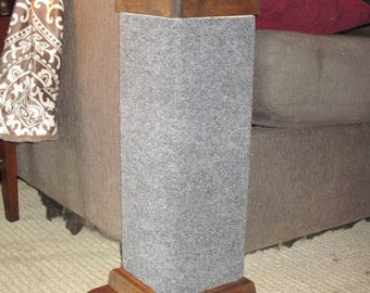 carpet - corner cat scratching post - Save your furniture before it's too late!