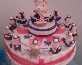 draee sailor theme cake