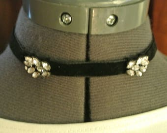 Black Velvet Chokers