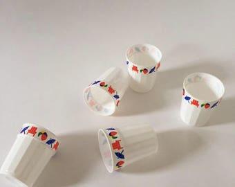 Plastic Beach Cups | Summer Icons