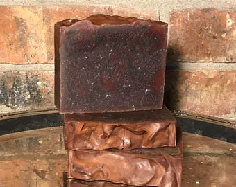 Vanilla Bean Noel Handcrafted Artisan Soap Christmas and Holiday Gift