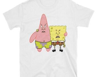 Spongebutt Squarehead T-Shirt