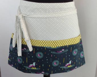 vendor apron coffee shop apron waitress apron teacher apron utility apron barista apron- 6 pocket apron