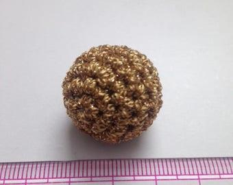 Golden Pearl 2 CM hook