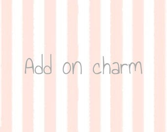 Add On Charms