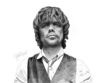 Peter Dinklage / Tyrion Lannister Game of Thrones, Cropped
